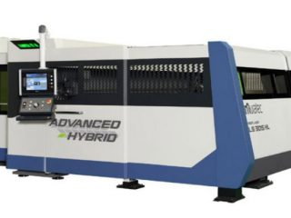 Machine of the month - Murata Machinery's LS3015HL laser machine