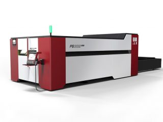 Machine of the month - HK Laser's FS 3015 Falcon-Series Fiber Laser