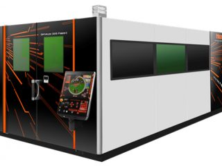 Machine of the month - Mazak Optonics Corp.'s Optiplex 3015 Fiber III