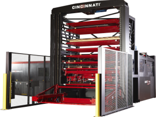 Machine of the Month Cincinnati Inc. MARCH Laser Automation System